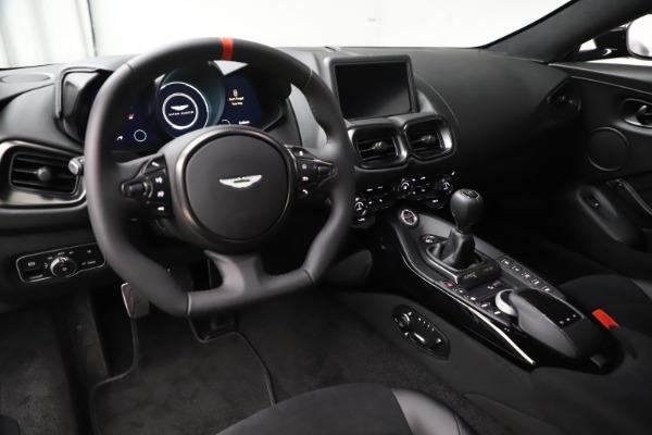 New 2020 Aston Martin Vantage AMR Coupe for sale $210,140 at Alfa Romeo of Westport in Westport CT 06880 13