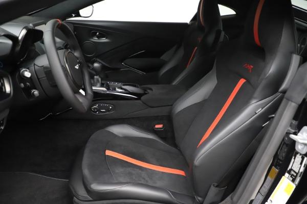 New 2020 Aston Martin Vantage AMR Coupe for sale $210,141 at Alfa Romeo of Westport in Westport CT 06880 14