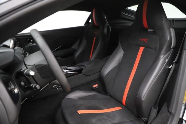 New 2020 Aston Martin Vantage AMR for sale $210,140 at Alfa Romeo of Westport in Westport CT 06880 15