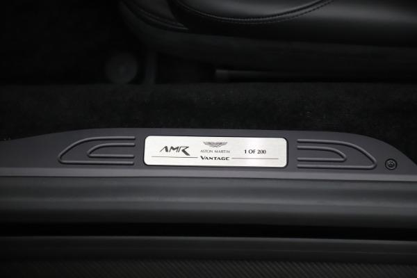New 2020 Aston Martin Vantage AMR for sale $210,140 at Alfa Romeo of Westport in Westport CT 06880 17