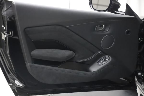 New 2020 Aston Martin Vantage AMR Coupe for sale $210,141 at Alfa Romeo of Westport in Westport CT 06880 18
