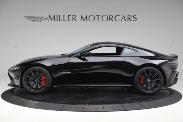 New 2020 Aston Martin Vantage AMR for sale $210,140 at Alfa Romeo of Westport in Westport CT 06880 2