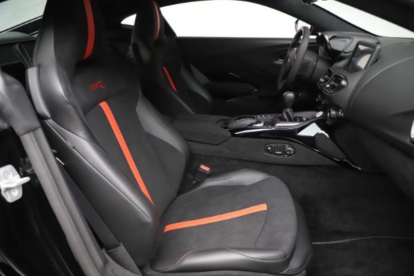 New 2020 Aston Martin Vantage AMR Coupe for sale $210,140 at Alfa Romeo of Westport in Westport CT 06880 20