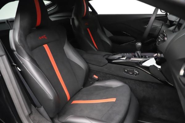 New 2020 Aston Martin Vantage AMR for sale $210,140 at Alfa Romeo of Westport in Westport CT 06880 21