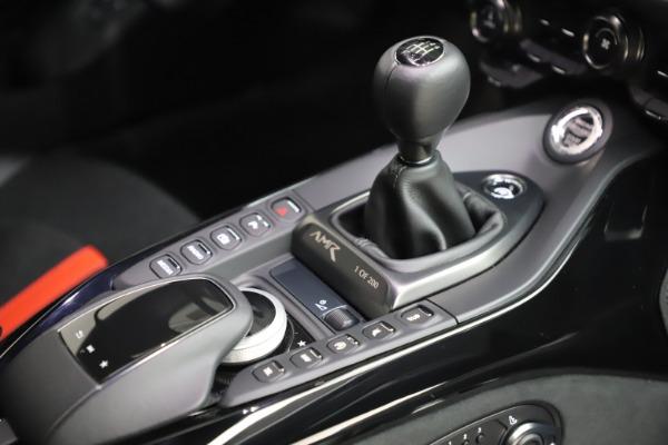 New 2020 Aston Martin Vantage AMR for sale $210,140 at Alfa Romeo of Westport in Westport CT 06880 22