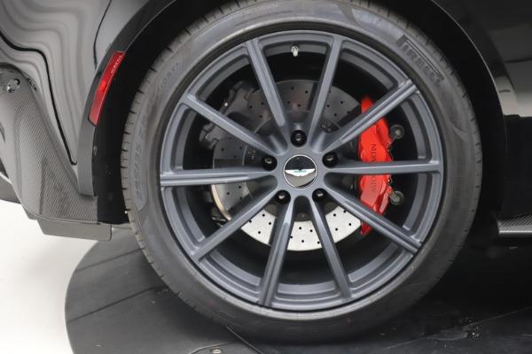 New 2020 Aston Martin Vantage AMR Coupe for sale $210,140 at Alfa Romeo of Westport in Westport CT 06880 23