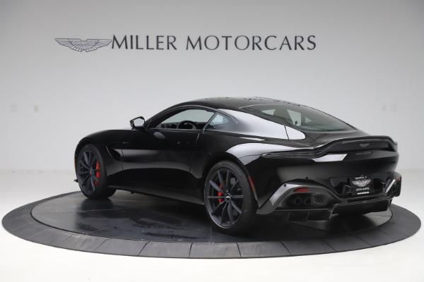 New 2020 Aston Martin Vantage AMR Coupe for sale $210,141 at Alfa Romeo of Westport in Westport CT 06880 3