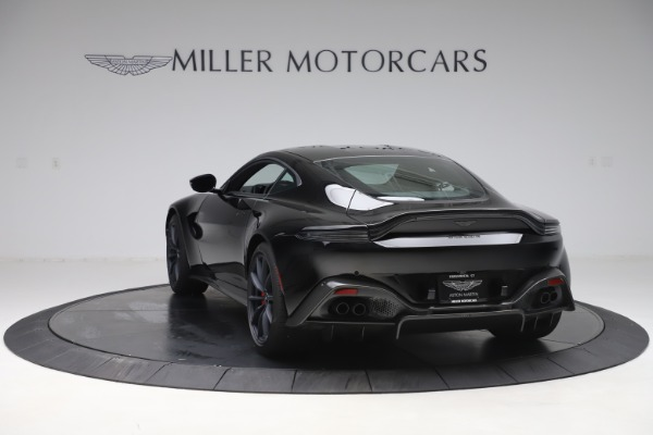 New 2020 Aston Martin Vantage AMR Coupe for sale $210,140 at Alfa Romeo of Westport in Westport CT 06880 4