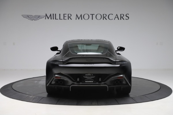 New 2020 Aston Martin Vantage AMR Coupe for sale $210,141 at Alfa Romeo of Westport in Westport CT 06880 5
