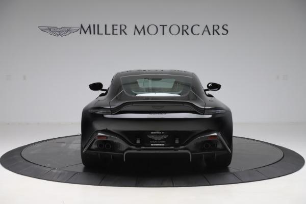 New 2020 Aston Martin Vantage AMR for sale $210,140 at Alfa Romeo of Westport in Westport CT 06880 5