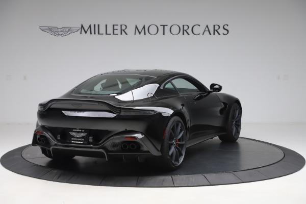 New 2020 Aston Martin Vantage AMR Coupe for sale $210,141 at Alfa Romeo of Westport in Westport CT 06880 6