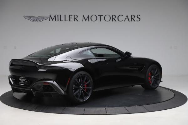 New 2020 Aston Martin Vantage AMR for sale $210,140 at Alfa Romeo of Westport in Westport CT 06880 7