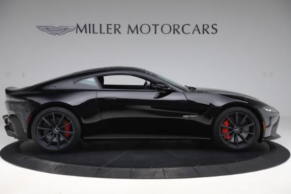 New 2020 Aston Martin Vantage AMR Coupe for sale $210,140 at Alfa Romeo of Westport in Westport CT 06880 8