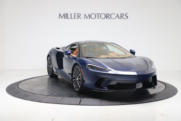 New 2020 McLaren GT Luxe for sale $244,675 at Alfa Romeo of Westport in Westport CT 06880 10