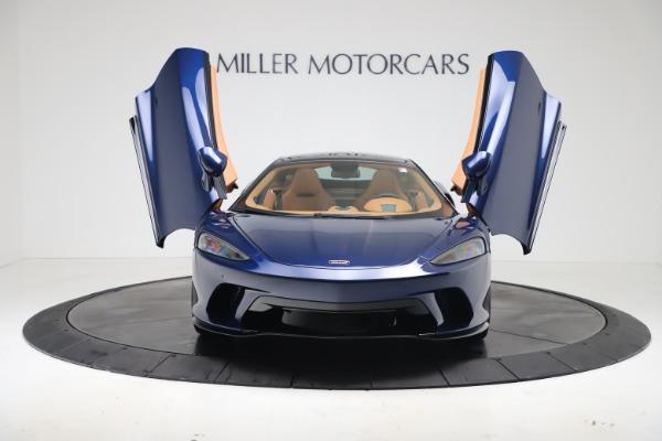 New 2020 McLaren GT Coupe for sale $244,675 at Alfa Romeo of Westport in Westport CT 06880 12