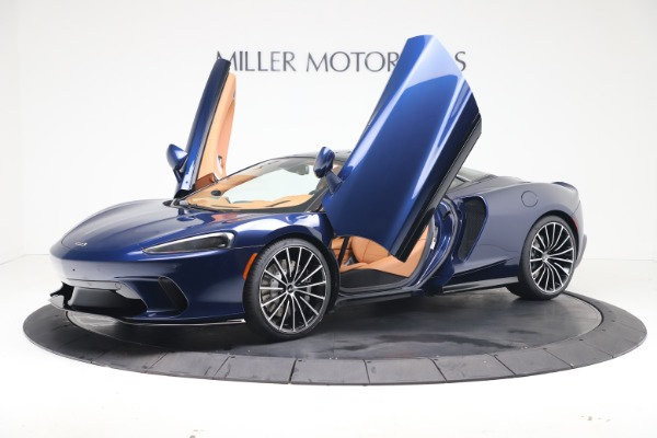 New 2020 McLaren GT Luxe for sale $244,675 at Alfa Romeo of Westport in Westport CT 06880 13