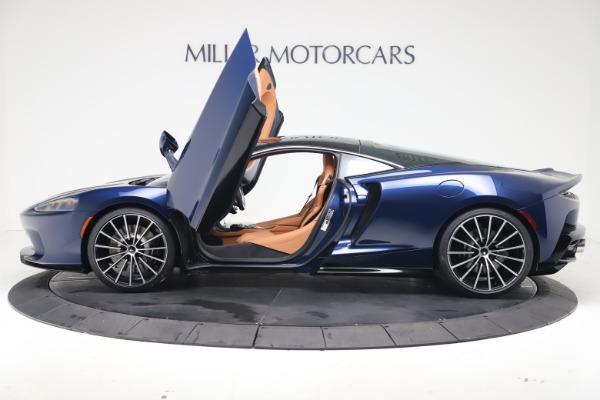New 2020 McLaren GT Coupe for sale $244,675 at Alfa Romeo of Westport in Westport CT 06880 14