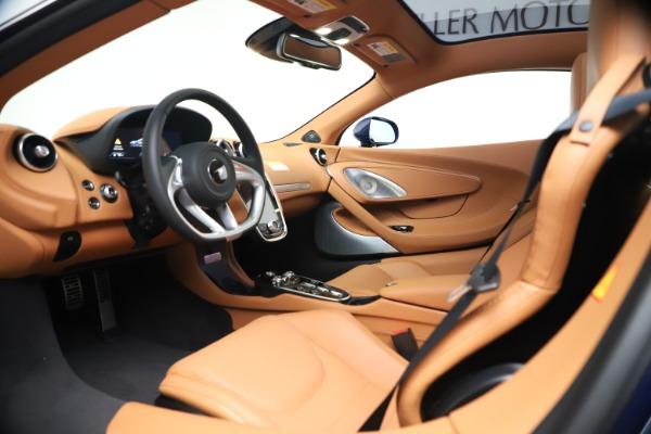 New 2020 McLaren GT Coupe for sale $244,675 at Alfa Romeo of Westport in Westport CT 06880 15