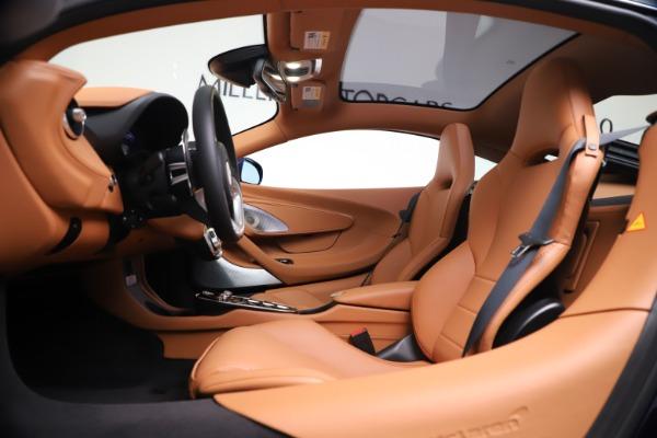 New 2020 McLaren GT Coupe for sale $244,675 at Alfa Romeo of Westport in Westport CT 06880 16