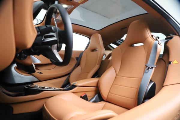 New 2020 McLaren GT Coupe for sale $244,675 at Alfa Romeo of Westport in Westport CT 06880 17