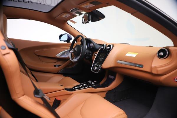 New 2020 McLaren GT Coupe for sale $244,675 at Alfa Romeo of Westport in Westport CT 06880 18