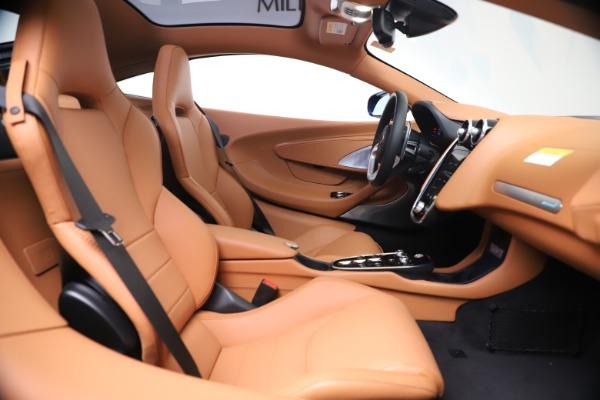 New 2020 McLaren GT Coupe for sale $244,675 at Alfa Romeo of Westport in Westport CT 06880 19