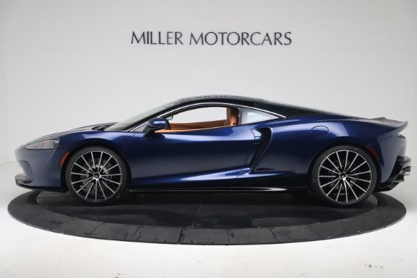 New 2020 McLaren GT Coupe for sale $244,675 at Alfa Romeo of Westport in Westport CT 06880 2
