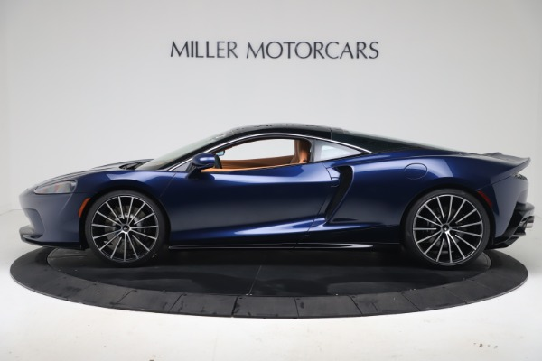 New 2020 McLaren GT Luxe for sale $244,675 at Alfa Romeo of Westport in Westport CT 06880 2