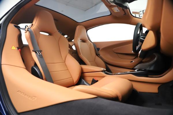 New 2020 McLaren GT Coupe for sale $244,675 at Alfa Romeo of Westport in Westport CT 06880 20