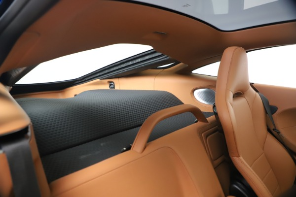 New 2020 McLaren GT Luxe for sale $244,675 at Alfa Romeo of Westport in Westport CT 06880 21