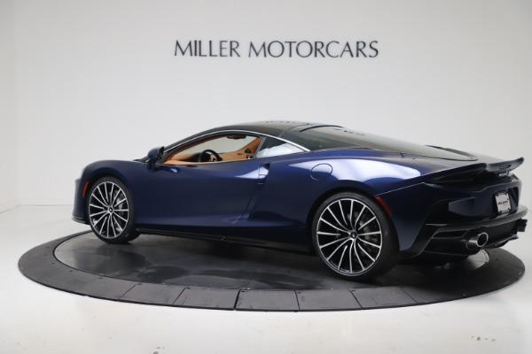New 2020 McLaren GT Coupe for sale $244,675 at Alfa Romeo of Westport in Westport CT 06880 3