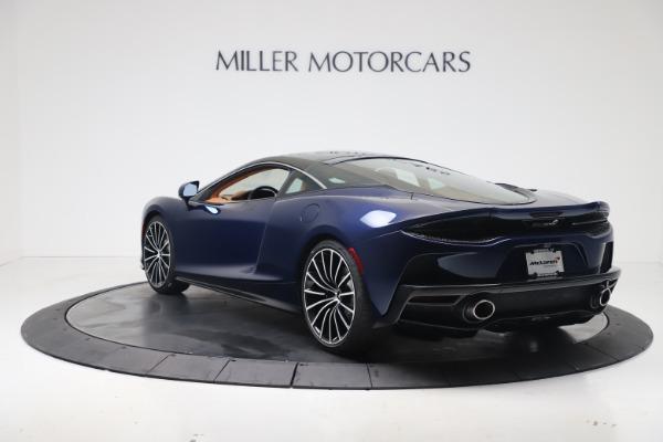 New 2020 McLaren GT Coupe for sale $244,675 at Alfa Romeo of Westport in Westport CT 06880 4