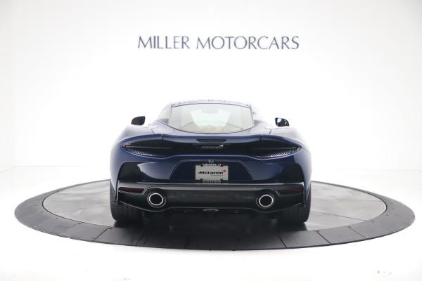 New 2020 McLaren GT Coupe for sale $244,675 at Alfa Romeo of Westport in Westport CT 06880 5