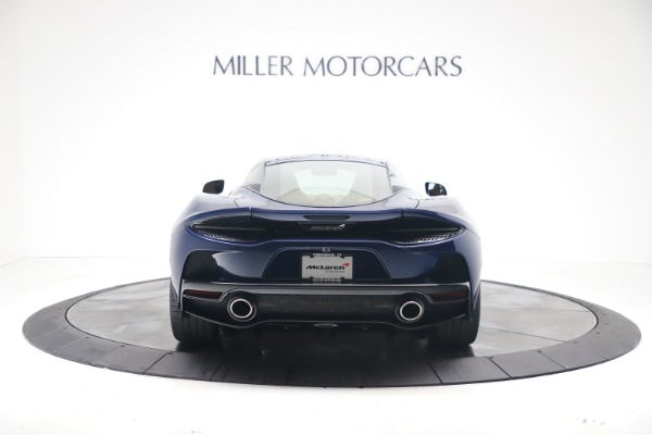 New 2020 McLaren GT Luxe for sale $244,675 at Alfa Romeo of Westport in Westport CT 06880 5