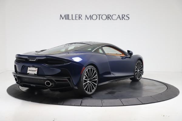 New 2020 McLaren GT Coupe for sale $244,675 at Alfa Romeo of Westport in Westport CT 06880 6