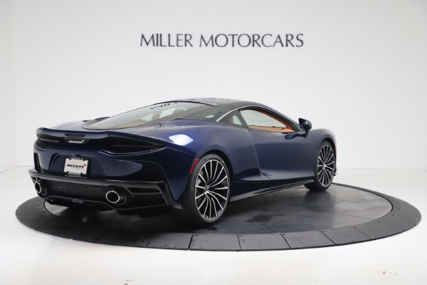 New 2020 McLaren GT Luxe for sale $244,675 at Alfa Romeo of Westport in Westport CT 06880 6
