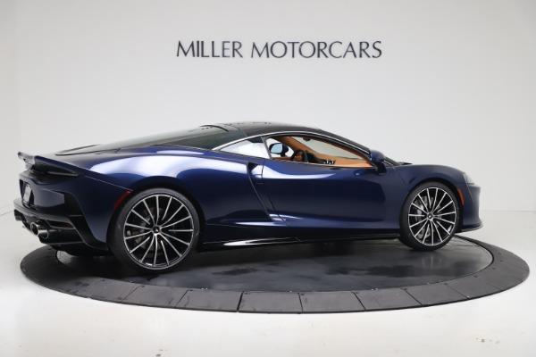 New 2020 McLaren GT Coupe for sale $244,675 at Alfa Romeo of Westport in Westport CT 06880 7