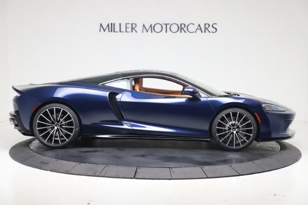 New 2020 McLaren GT Coupe for sale $244,675 at Alfa Romeo of Westport in Westport CT 06880 8