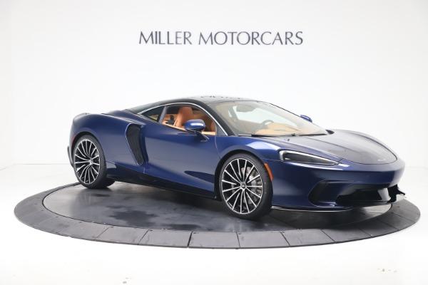 New 2020 McLaren GT Coupe for sale $244,675 at Alfa Romeo of Westport in Westport CT 06880 9