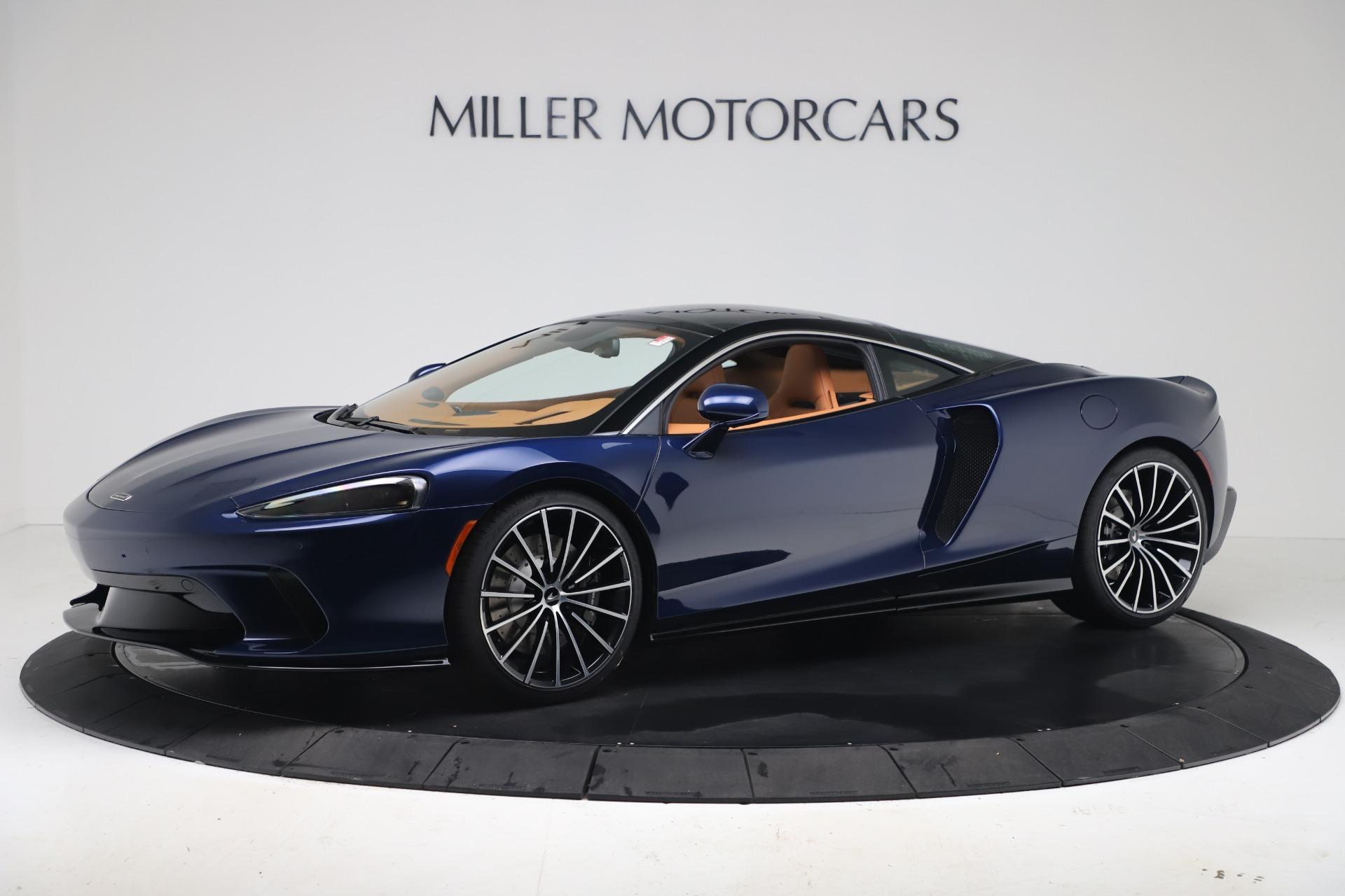 New 2020 McLaren GT Coupe for sale $244,675 at Alfa Romeo of Westport in Westport CT 06880 1