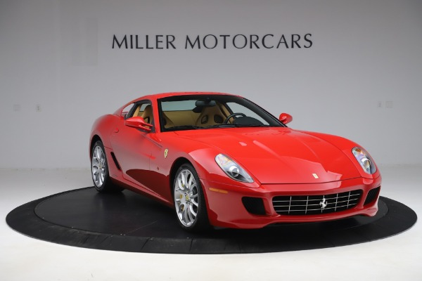 Used 2008 Ferrari 599 GTB Fiorano for sale $159,900 at Alfa Romeo of Westport in Westport CT 06880 10