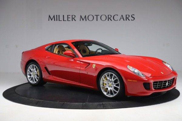 Used 2008 Ferrari 599 GTB Fiorano for sale $159,900 at Alfa Romeo of Westport in Westport CT 06880 11