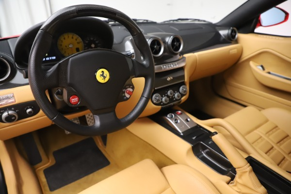 Used 2008 Ferrari 599 GTB Fiorano for sale $159,900 at Alfa Romeo of Westport in Westport CT 06880 13
