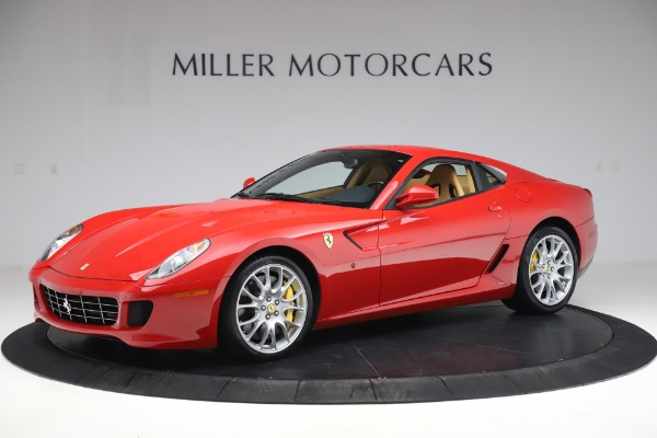 Used 2008 Ferrari 599 GTB Fiorano for sale $159,900 at Alfa Romeo of Westport in Westport CT 06880 2