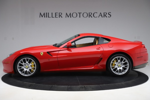 Used 2008 Ferrari 599 GTB Fiorano for sale $159,900 at Alfa Romeo of Westport in Westport CT 06880 3