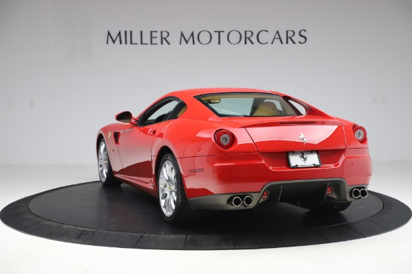 Used 2008 Ferrari 599 GTB Fiorano for sale $159,900 at Alfa Romeo of Westport in Westport CT 06880 5