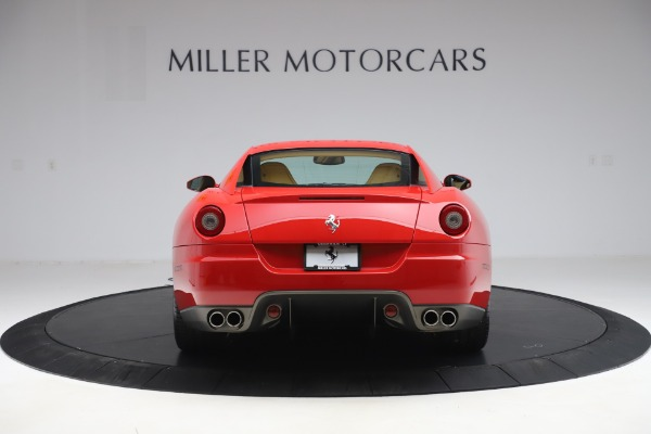 Used 2008 Ferrari 599 GTB Fiorano for sale $159,900 at Alfa Romeo of Westport in Westport CT 06880 6
