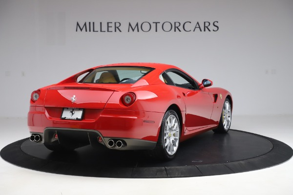 Used 2008 Ferrari 599 GTB Fiorano for sale $159,900 at Alfa Romeo of Westport in Westport CT 06880 7