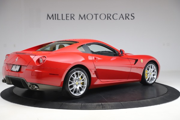 Used 2008 Ferrari 599 GTB Fiorano for sale $159,900 at Alfa Romeo of Westport in Westport CT 06880 8
