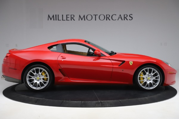 Used 2008 Ferrari 599 GTB Fiorano for sale $159,900 at Alfa Romeo of Westport in Westport CT 06880 9